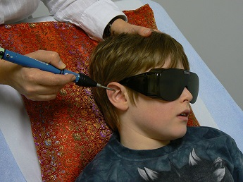 laser therapy isle of wight